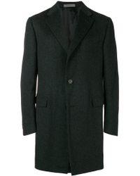Corneliani - Single-breasted Coat - Lyst