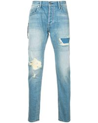 MR. COMPLETELY - Jeans Effetto Vissuto - Lyst