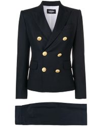DSquared² - Completo crop - Lyst