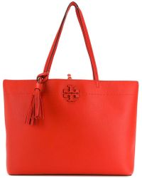 Tory Burch - Mcgraw Tote - Lyst