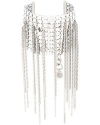 MM6 by Maison Martin Margiela - Chains Bracelet - Lyst