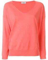 Closed - V-neck Pullover - Lyst