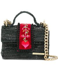 Kooreloo - Embroidered Detail Tote - Lyst
