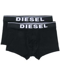 DIESEL - Two-pack Boxer Briefs - Lyst