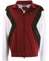 5e126f16796c Lyst - Nike Jordan X Psny Tech Trench Jacket in Green for Men