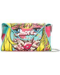 Moschino - #eyes Shoulder Bag - Lyst
