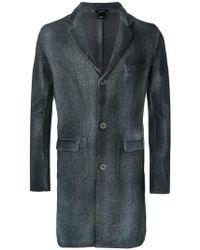 Avant Toi - Single Breasted Coat - Lyst