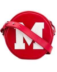 MSGM - M Logo Crossbody Bag - Lyst