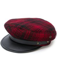 DSquared² - Casual Checked Hat - Lyst