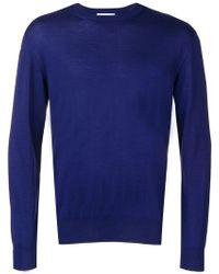 Cruciani - Slim-fit Pullover - Lyst