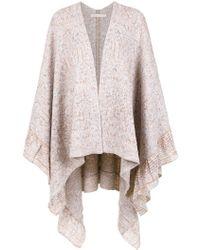 Cecilia Prado - Madalena Knit Cape - Lyst