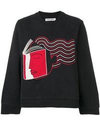 Henrik Vibskov - The American Reader Sweatshirt - Lyst