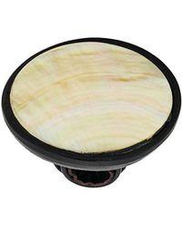 Monies - Oversized Round Ring - Lyst
