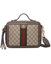 a2ca58595c9 Gucci - Ophidia Small GG Shoulder Bag - Lyst