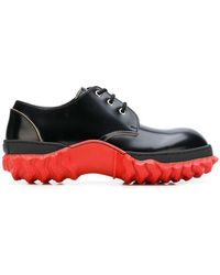Marni - Tank-sole Derby Shoes - Lyst