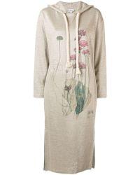 Loewe - Botanical Hoodie Dress - Lyst