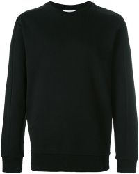 Les Benjamins - Panelled Sweatshirt - Lyst