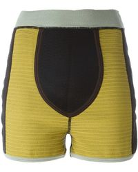 Jean Paul Gaultier - Vintage Fitted Shorts - Lyst