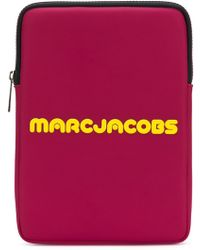 Marc Jacobs Printed Laptop Case