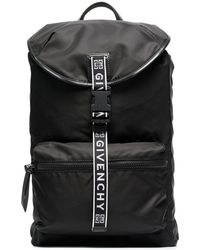 Givenchy - Black Light 3 Ticker Backpack - Lyst