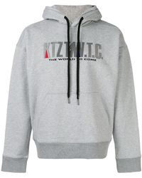 KTZ - Mountain Embroidered Hoodie - Lyst