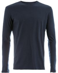 Majestic Filatures - Longsleeved T-shirt - Lyst