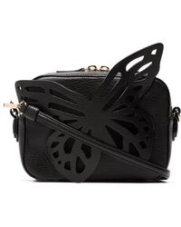 Sophia Webster - Butterfly Applique Crossbody Bag - Lyst