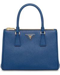 Prada - Galleria Handbag - Lyst