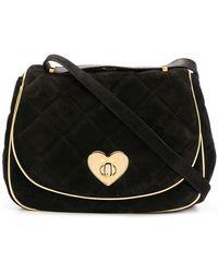 Boutique Moschino - Heart Twist-lock Bag - Lyst