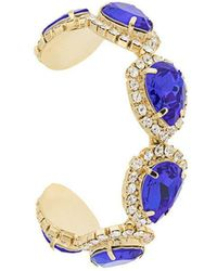 Shourouk - Vendome Majestic Bracelet - Lyst