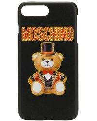 Moschino - Teddy Phonecase Iphone 6/6s/7/8 Plus - Lyst