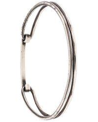 Werkstatt:münchen - Crossover Bracelet - Lyst