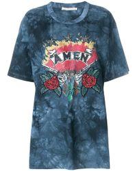 Amen - Oversized T-shirt - Lyst