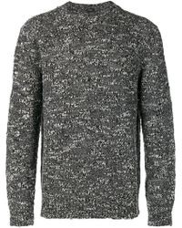 Z Zegna - Loose Fitted Sweater - Lyst