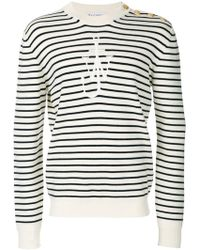 JW Anderson - Nautical Knit Sweater - Lyst