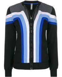 NO KA 'OI - Zip Front Sports Jacket - Lyst