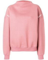 Ader - Shoulder Zipped Sweatshirt - Lyst