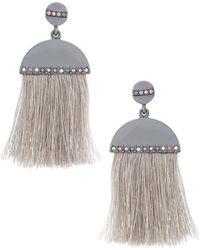 Camila Klein - Tassel Earrings - Lyst
