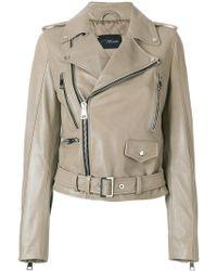 Manokhi - Belted Jacket - Lyst