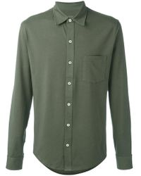 Closed - Patch Pocket Shirt - Lyst