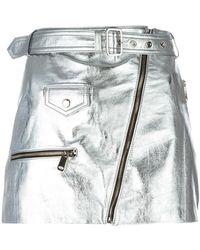 Manokhi - Fusta Skirt - Lyst