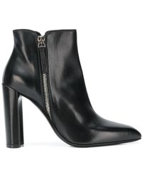 Premiata - Pointed Toe Ankle Boots - Lyst