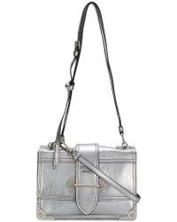 Prada - Cahier Leather Bag - Lyst