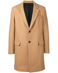 AMI - Two Button Coat - Lyst