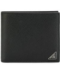 Prada - All Designer Products - Portafoglio - Lyst