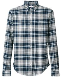 Sun 68 - Checked Shirt - Lyst