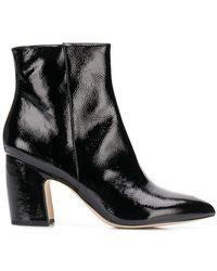 Sam Edelman - Varnish Ankle Boots - Lyst