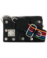 Sonia Rykiel - Multicolour Strap Flap Bag - Lyst