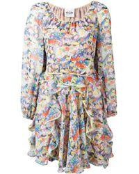 Si-jay - Floral Print Dress - Lyst