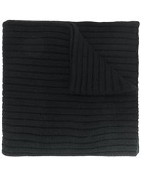 Joseph | Ribbed Cashmere Scarf | Lyst